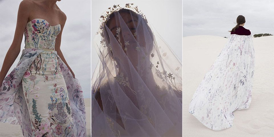 Chic wedding capes for the fall wedding season