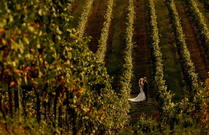 Fairytale Weddings The world famous Valpolicella wine wedding experience: Photo Sabina Mladin