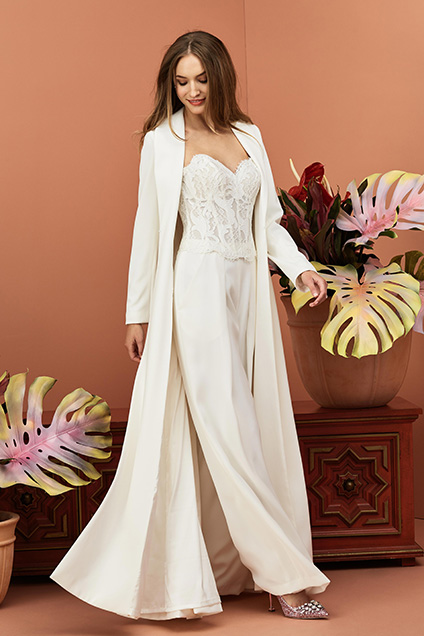 Wtoo by Watters Jumpsuit
