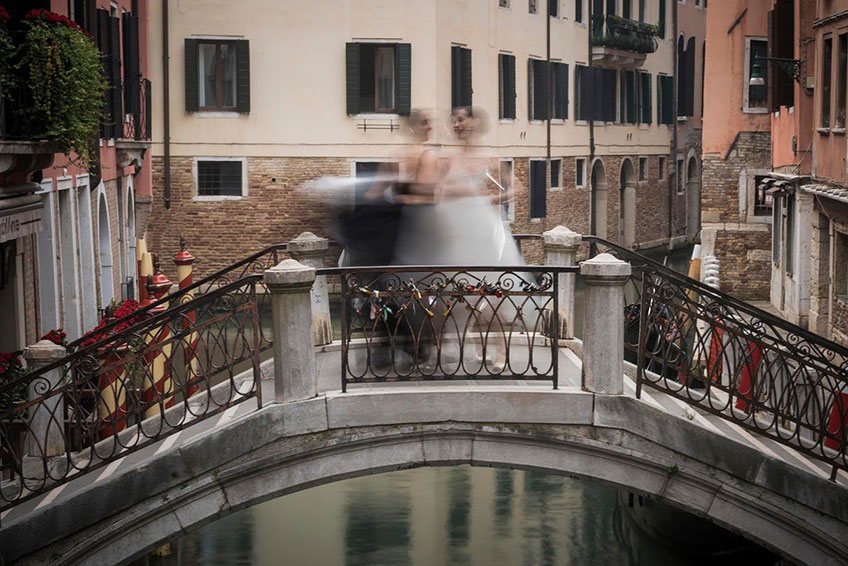 finding the right balance in Venice