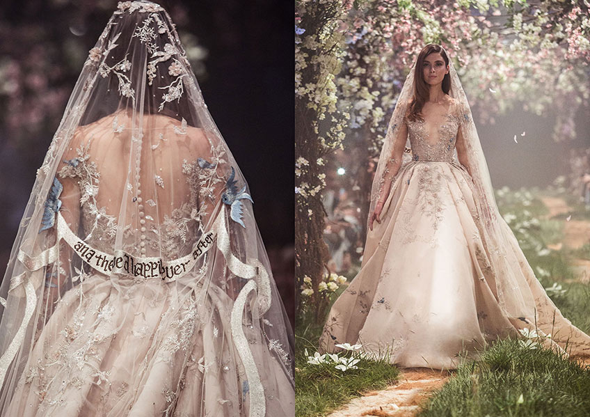 Paolo Sebastian Bridal Collection Once Upon a Dream